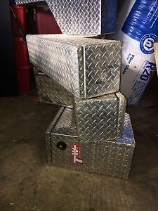 Pork chop tool boxes