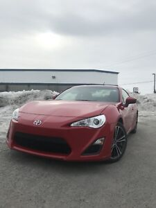 Scion FRS 2013