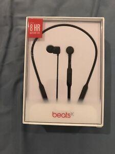 Beats X brand new headphones in original packing