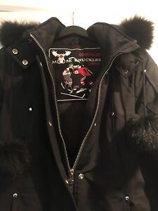 Manteau d'hiver Moose Knuckles femme