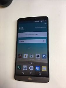 Lg g3 grey 32gb factory unlocked for sale