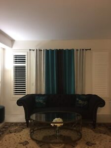 VINYL AND WOOD CALIFORNIA SHUTTERS