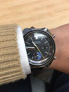 Vintage Seiko SpeedTimer chronograph******7020 Campbelltown Campbelltown Area Preview