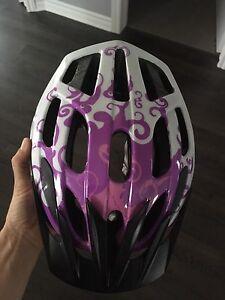 Casque de vélo pour femme