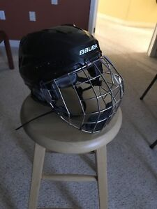 Bauer IMS hockey helmet
