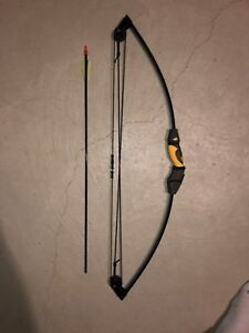 Lil Banshee beginners bow and arrow