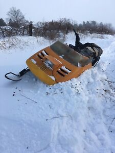 Snowmobile for cheap or trade
