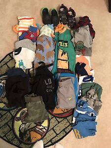 Spring cleaning - clothes/toys/nursing pillow/tires