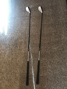 Taylormade Rescue LH 3 & 4 Hybrids Good Condition, Adjustable
