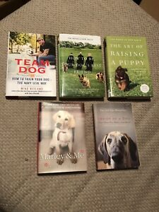 5 Great Dog Books