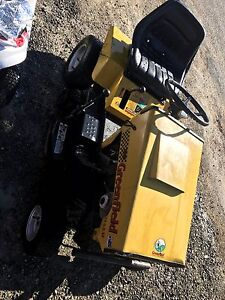 Greenfield ride on lawn mower Wingham Greater Taree Area Preview