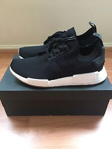 Adidas NMD Gum Sole Black US 9.5 Glenhaven The Hills District Preview