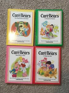 Care Bears 4 x large hardcover