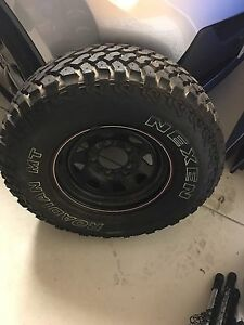 New 4WD tyre Forrestdale Armadale Area Preview