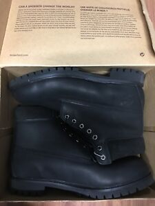 Timberlands size 13 and 14
