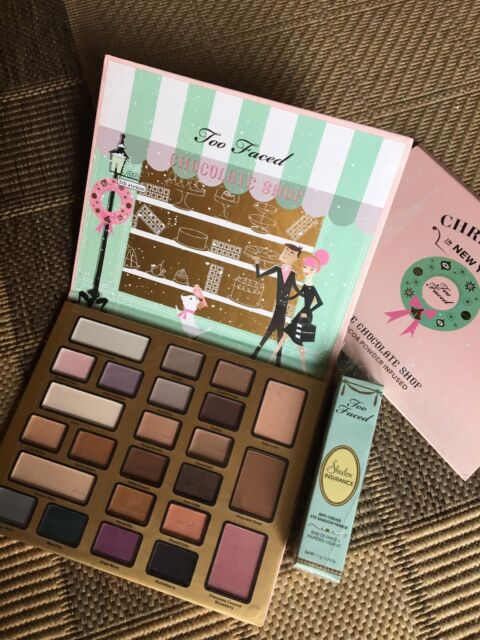 Too Faced Christmas In New York Eyeshadow Palette