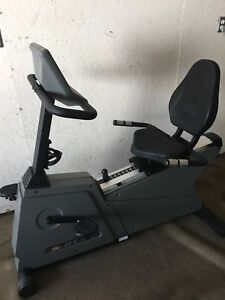Johnson JPB 5100 Recumbent Exercise Bike