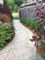 Landscapes, Gardens, Spring Cleanups & Lawns