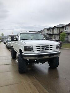 1994 Ford F250 XLT 7.3L Powerstroke