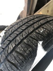 Good Year Allegra Touring All Season Tires and Rims