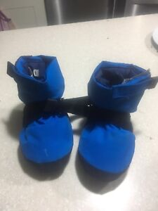 e21b9517248893 MEC toaster booties - infant to children