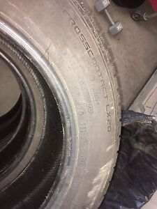 Continental crosscontact  275/55R20