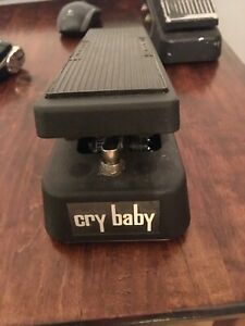 Crybaby pedal