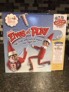 Scout Elves at Play **Brand New**