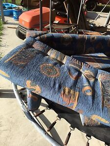 Caravan cushions Zilzie Yeppoon Area Preview