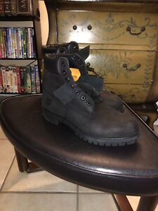 Timberlands New. need gone