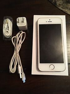 Gold iPhone 5S 16g