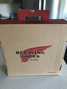 Red Wing Work Boots (Green Triangle) Retail price $303