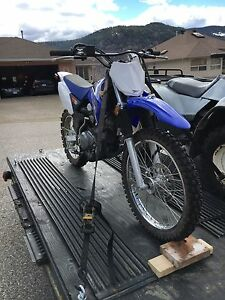 LOW HRS : 2014 Yamaha 125TTR LE