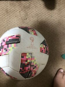 2018 World Cup Telstar official soccer ball for sale