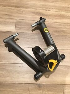Cycleops Magneto Trainer : Barely used. $105