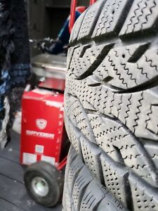 225/60R16 Eskay Winter Tires