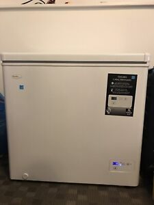 Danby 7.1. cu.ft. Freezer with Digital Thermostat