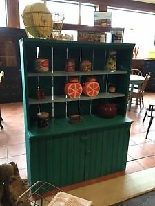 Antique REFINISHED CUPBOARD $450