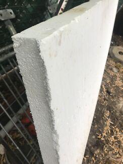 FREE Polystryrene Foam for wall render