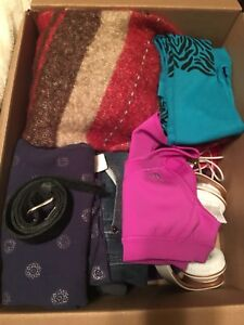 Box of Girls Clothes (size 10-12)