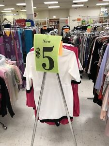 Liquidation Closing Sale!! Clothing, small appliances, fixtures