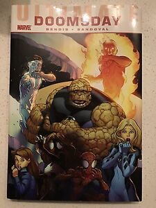 Assorted Marvel Graphic Novels and Trades