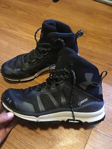 Under armour gore-tex  hiking boots