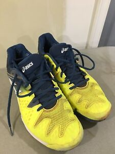 Asics Tennis Shoes Resolution 6