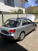 2004 Subaru Impreza GX (AWD), Silver Hatchback, Auto Pearce Woden Valley Preview
