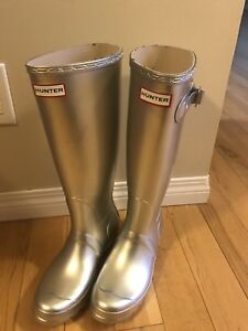 new Hunter boots