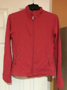 LA SENZA ZIP UP SPORT JACKET. LIKE NEW