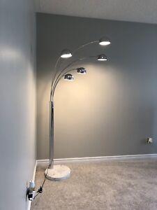 LED Tree Floor Lamp