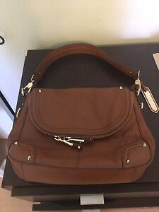 Brown leather Aldo handbag - never used!!! Lane Cove Lane Cove Area Preview