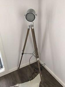 Spot light floor lamp Echuca Campaspe Area Preview